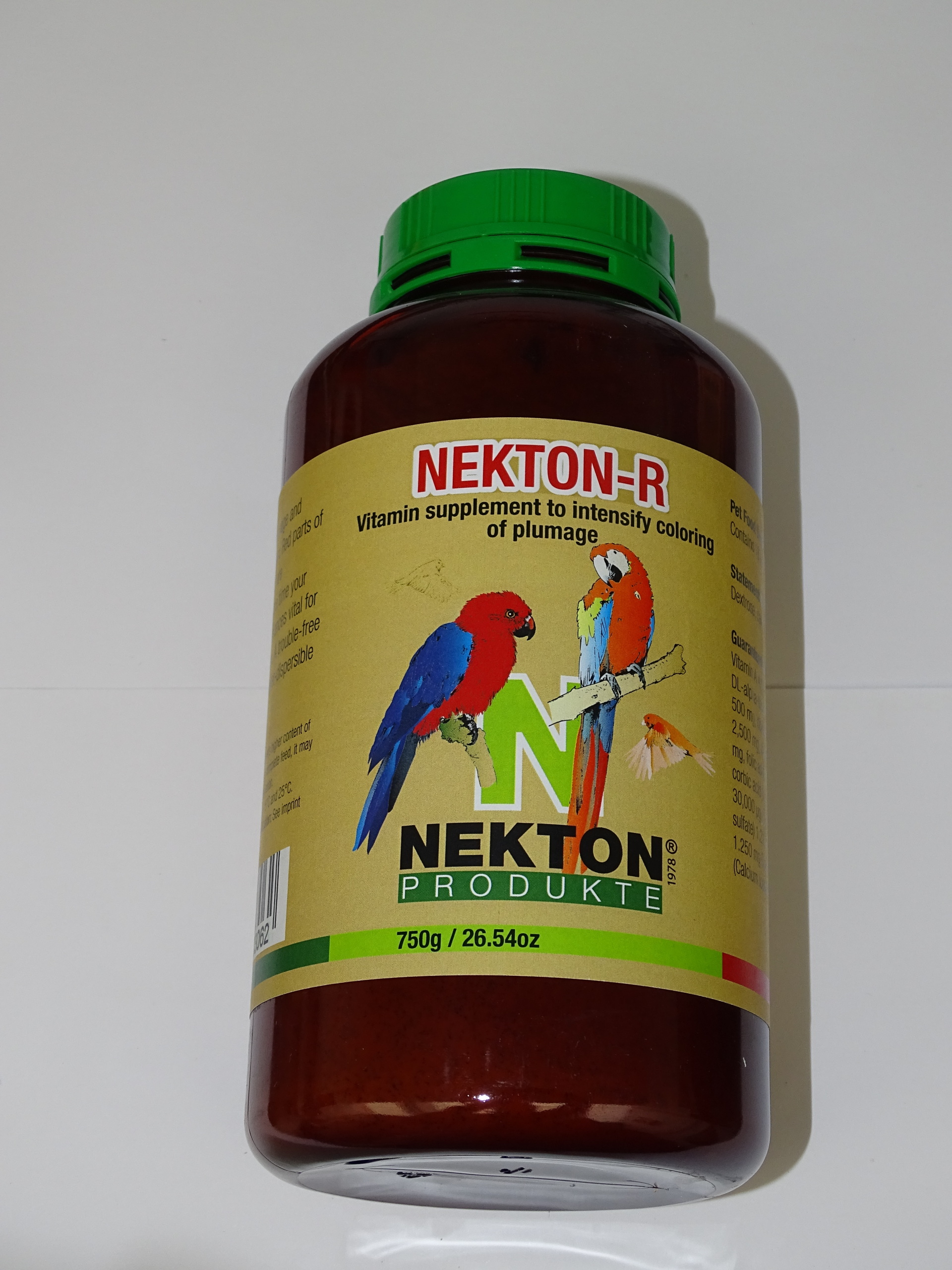 Nekton-R Red Canthaxan...